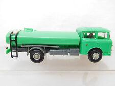 eso-5480 DDR 1:87 Skoda Wasserwagen grün mit minimale Gebrauchsspuren