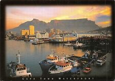 BF584 the cape town waterfront ship bateaux  south africa