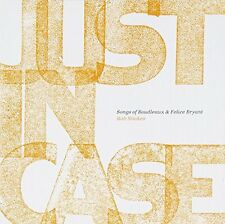 Rab Noakes - Just In Case - Songs Of Boudleaux and Felice Bryant [CD]