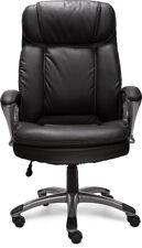 Serta 43675 Big Amp Tall Executive Office Chair High Back Ergonomic Lumbar Support