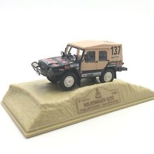 1/43 Dakar Norev Volkswagen Iltis 1980 Freddy Kottulinsky Gerd Loffelmann