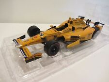 2017 FERNANDO ALONSO GREENLIGHT INDIANAPOLIS 500 1/18 DIECAST McCLAREN INDY CAR