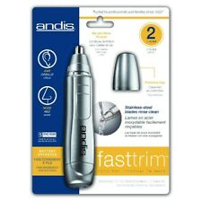 ANDIS FASTTRIM NASAL EAR AND NOSE HAIR PERSONAL TRIMMER CLIPPER BRAND NEW