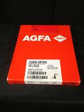 AGFA CURIX-ORTHO HT-L PLUS NEW BOX OF FILM