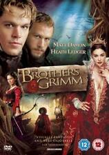 The Brothers Grimm DVD (2006) MATT DAMON SEALED