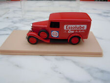 Camion Citroen PUB ESSOLUBE Marque ELIGOR made in France