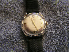 Vintage Perfex 17 Jewel Incabloc Watch Swiss Made
