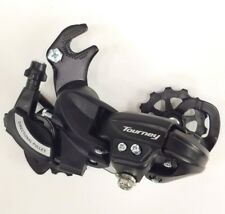 Shimano Tourney RD-TY500 Long Cage Rear Derailleur 6/7 Speed w/ Axle Mount