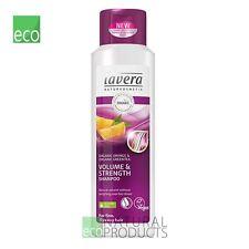 Lavera Vegan Shampoo Volume & Strength For Fine & Flyaway Hair 250ml