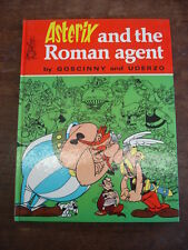 ASTERIX and the Roman agent- BD en anglais