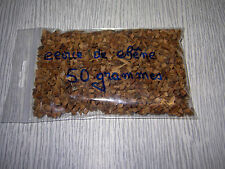 Ecorce de chêne (Quercus robur) - 50 grammes