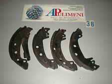 84077 GANASCE POSTERIORI (BRAKE SHOE) FIAT 131 132 ARGENTA 228,6X42