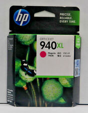 HP 940XL Magenta High Yield Original Ink Cartridge - New
