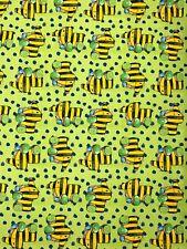 Jersey TIGERENTE, grün - gelb, 16,90 €/m