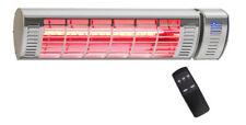 Infrared halogen heater CasaFan 70030 CASATHERM W2000FB Gold LowGlare