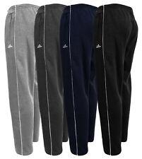Jogginghose Herren warme Trainingshose Sporthose lang gefüttert Thermohose M-3XL
