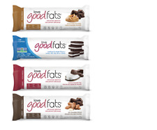 Love Good Fats 2 Boxes of 12 (Your choice of flavours) - Keto Friendly