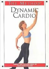 The Method - DYNAMIC CARDIO (DVD) workout combines yoga firming and pilates NEW