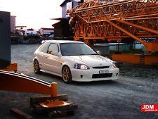 Honda Civic EK 9 Car Poster Print T145 |A4 A3 A2 A1 A0|