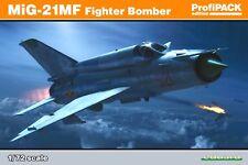 Eduard Profipack 1:72 MiG-21MF Fighter Bomber Aircraft Model Kit