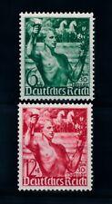 [70522] Germany Reich 1938 5th Anniversary NSDAP Mi. 660-661 MNH OG