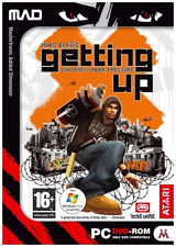 PC-Marc Ecko's Getting Up /PC  GAME NUEVO