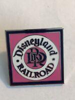 DLR - Sign Series - Disneyland Railroad Disney Pin (B2)