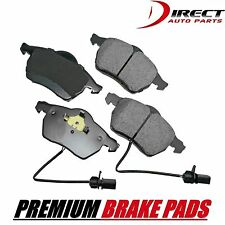 FRONT BRAKE PADS For Audi A4 A6 A8 S6 Saab 9-5 Seat EXE0 Volvo C70 Premium
