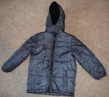 iXtreme Size 8 Boys Grey Hooded Jacket