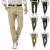 Jack & Jones Herren Chinos Herrenhose Chinohose Lange Hose Business SALE %