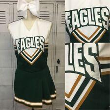Real Cheerleading Uniform Adult Med