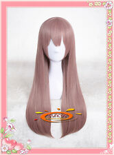 A Silent Voice Koe no Katachi Nishimiya Shouko Anime Costume Cosplay Wig +Cap