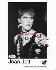 JOAN JETT SIGNED 8X10 AUTOGRAPHED PHOTO REPRINT