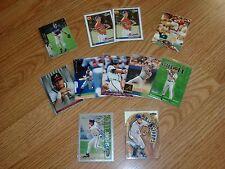 Lot of 11 Chipper Jones Braves Baseball cards  2 - 1991 Topps Rookie cards