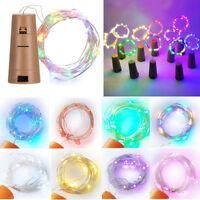 Decoration Cork Light Wine Bottle Lamp Wire String Lights LED Wine Stopper