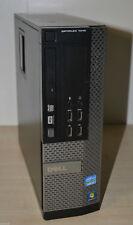 DELL Optiplex 7010 SFF con Intel Corei 7-3770-3.4 GHz 16 GB ram, 240 GB nuova unità SSD