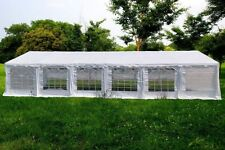 20 x 40 Heavy Duty Commercial Canopy Pavilion Fair Shelter Wedding Events Tent