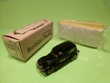 BROOKLIN MODELS 9 FORD SEDAN DELIVERY  1940 -  BLACK 1:43 - NEAR MINT IN BOX