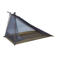 OneTigris3 Season Bug-Free Single Ultra-light Mesh Tents for Camping & Hiking