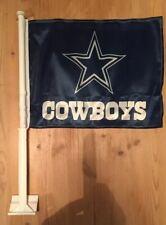 Dallas Cowboys Car Flag Window Brand New Rico Industries