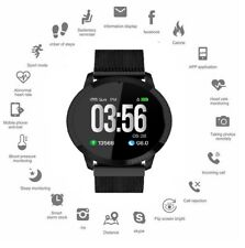2020 Smartwatch Waterproof Smart Watch IP68 All-Day Heart Rate Activity Tracking