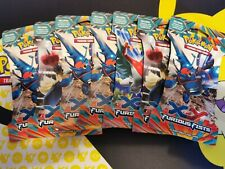 More details for pokémon furious fists sleeved booster packs x7 - factory sealed