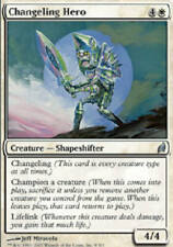 CHANGELING HERO Lorwyn MTG Magic the Gathering DJMagic