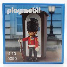 Playmobil 9050 GARDE ROYAL GARDE bärenfell non ouvert emballage d'origine RAR