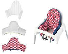 IKEA ANTILOP Stützkissen/ Bezug/ Sitzkissen für Kinderhochstuhl Hochstuhl Farben