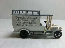 1:87 Märklin Oldtimer SAG Kastenwagen Dampfwaschanstalt Hamborn (15Sch3/1)