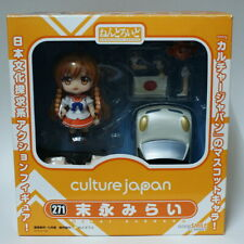 Nendoroid Culture Japan Mirai Suenaga Figure Good Smile Company