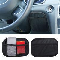 Auto & Car Seat Side Storage Mesh Net Pouch Bag Phone Holder Pocket Organizer AU