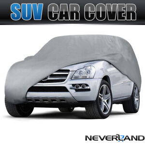 Full SUV Car Cover Outdoor Dust XL Protector For Mercedes-Benz GLE SUV G-Class