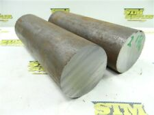 """37.5LB SOLID STEEL ROUND STOCK 2-15/16"""" DIA 9"""" LENGTHS"""